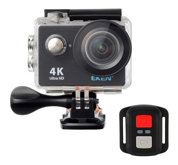 Camera Eken H9r Original 4k Controle Fullhd Live Streaming