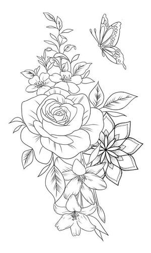 Imagem 1 de 1 de Tatuagem A Domicílio