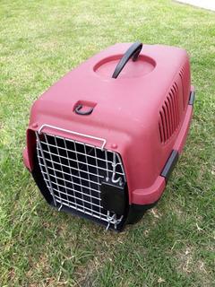 Jaula Transportadora Para Gatos Y Perros N°1
