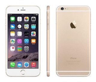 Smartphone Apple iPhone 6 (1586) 64gb Dourado Original Novo