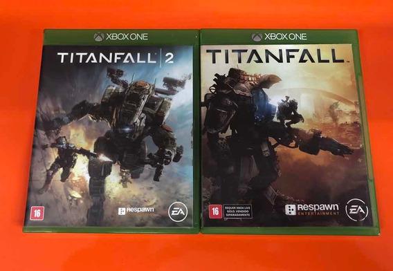 Titanfall 1 E 2 Xbox One