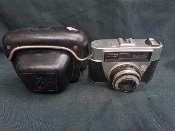Antiga Câmera Fotográfica Regula Alemã