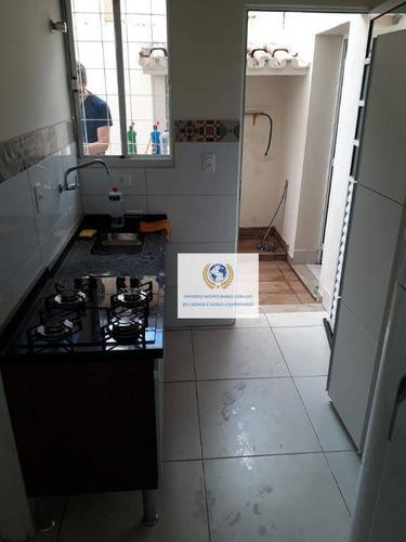 Apartamento Com 3 Dormitórios Para Alugar, 40 M² Por R$ 1.800,00/mês - Cidade Universitária - Campinas/sp - Ap0584