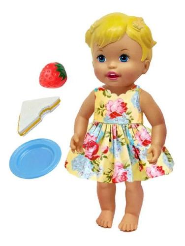 Imagem 1 de 2 de Lm Boneca Little Mommy Vamos Brincar Sort