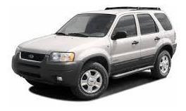 Manual De Taller Ford Escape 2000-2007 Ingles