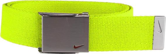 Nike Volt Cinturon Original Hebilla Removible Con Destapador