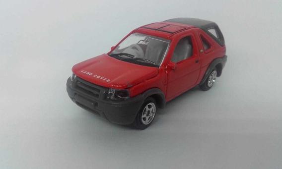 Auto De Colección Welly Land Rover Freelander