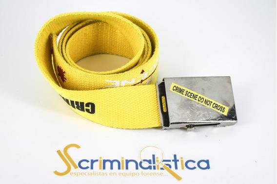 Cinturón Crime Scene