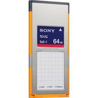 Cartão De Memória Sxs-1 Series Memory Card 64 Gb Sony
