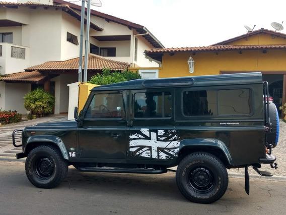 Land Rover Defender 110 2006 4x4 Integral Linda