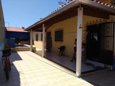 Excelente Casa No Parque Augustus, Em Itanhaém, Litoral