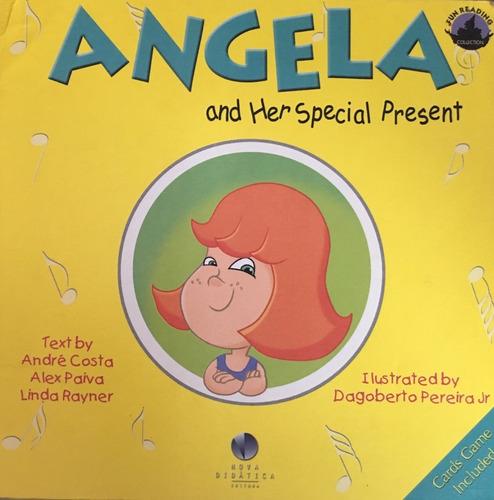 Livro Angela And Her Special Present