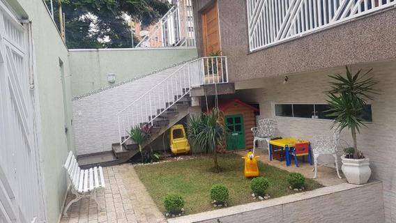 Linda Casa Térrea- 04 Suítes -06 Vagas Cobertas- Permuta Apto Alto Padrão - Ca1706