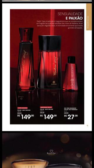 Perfumes E Maquiagens Hinode