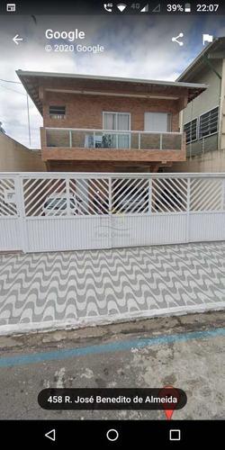 Imagem 1 de 27 de Sobrado Com 2 Dorms, Tupiry, Praia Grande - R$ 234 Mil, Cod: 2613 - V2613