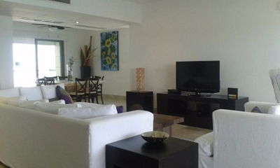 Increible Ph En Renta En Desarrollo Residencial En La Playa