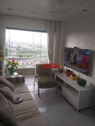 Imagem 1 de 16 de Apartamento Com 2 Dormitórios À Venda, 55 M² Por R$ 345.000,00 - Cangaíba - São Paulo/sp - Ap2324