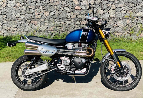 2020 Triumph Scrambler 1200 Xc Okm