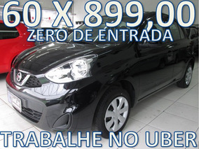 Nissan March S Flex Completo Unico Dono Trabalhe No Uber
