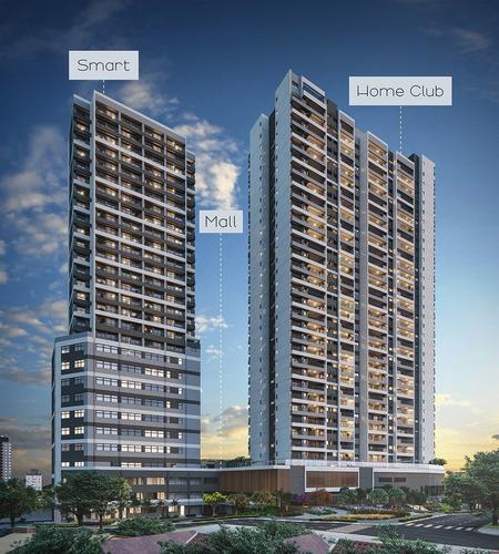 Imagem 1 de 15 de Apartamento À Venda No Bairro Vila Prudente - São Paulo/sp - O-17805-30187