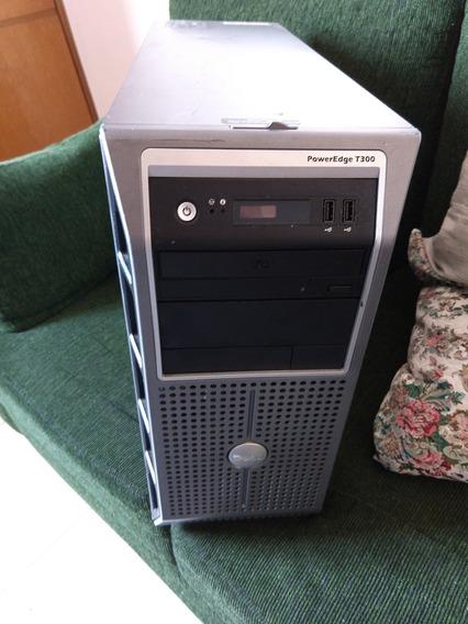 Servidor Dell T300 Processador Quad Core X5345 2.33ghz 16gb