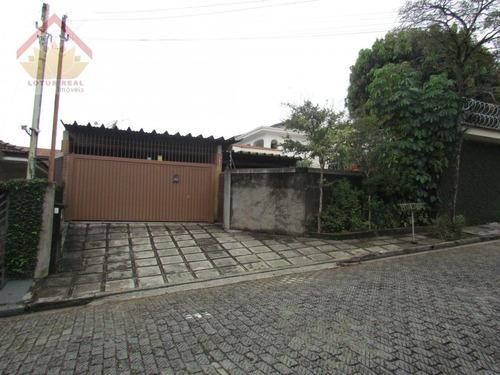 Casa A Venda No Bairro Vila Rosália Em Guarulhos - Sp.  - 1004-1