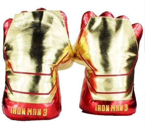 Imagen 1 de 4 de Puño Guante Gigante De Ironman - Mano Izquierda - Disfraz