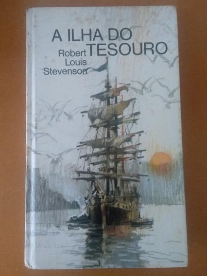 Livro: A Ilha Do Tesouro