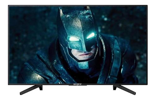 Imagen 1 de 4 de Smart Tv Led Televisor 55 Sony Uhd 4k Hdr 55x725f Dimm