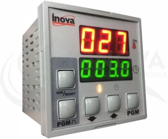 2 Pc Controlador P/ Prensa Térmica Inv-20501 J/rr 85~250vca