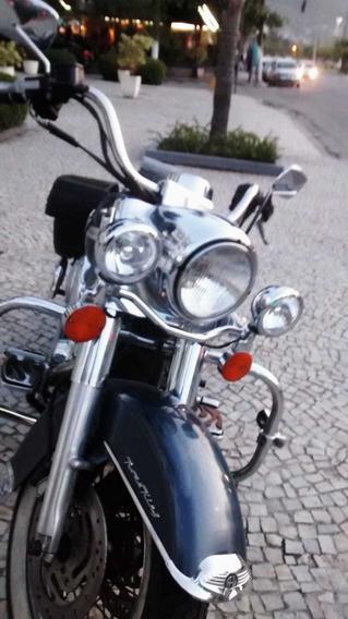 Harley Davidson Road King Edição Comemorativa Dos 100 Anos