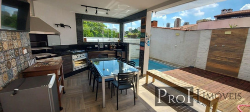 Casa Em Condomínio 400m² 3 Suítes, Piscina - R$ 1.990.000,00