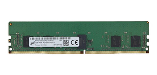 Micron 4gb Pc4-2400t-r Registered Ecc 1rx8 Memory Module