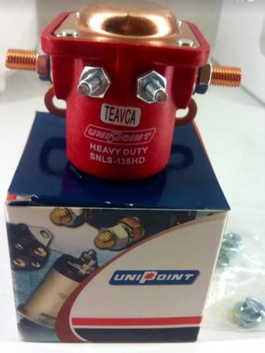 Automatico Cochinito Ford Reforzado Unipoint Rojo Snls-135hd