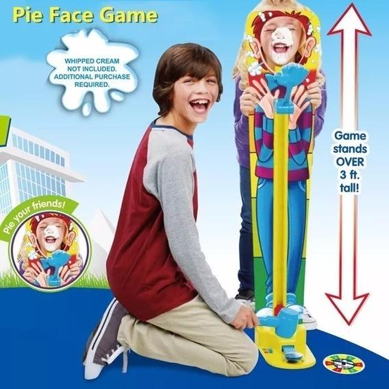 Jogo Pie Face Torta Na Cara Sky High Q6586