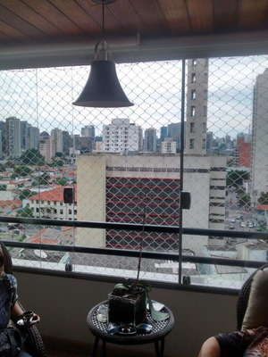 Apartamento Em Brooklin, São Paulo/sp De 96m² 3 Quartos À Venda Por R$ 820.000,00 - Ap227840