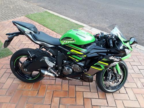 Kawasaki Zx6 R