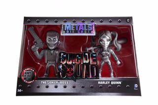 Suicide Squad Twin Pack Exclusive - Metal Die Cast