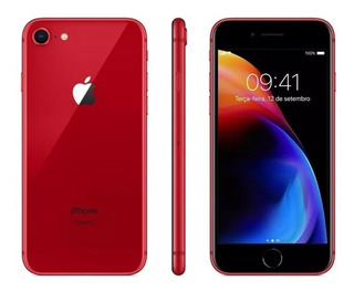 Smartphone Apple iPhone 8 64gb Tela 4,7 12x Sem Juros