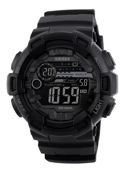 Relógio De Pulso Masculino Militar Esportivo A Prova D