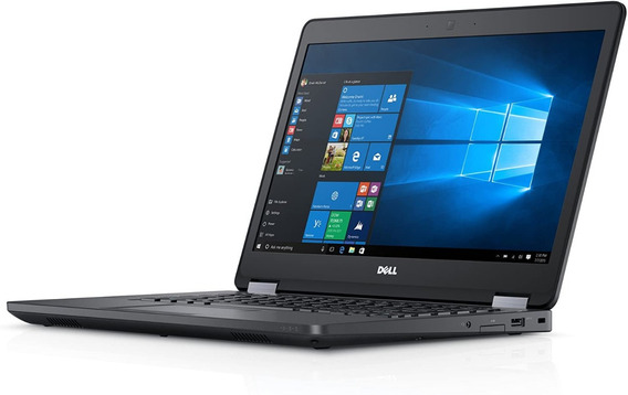 Notebook Dell E5470 Core I5 6° Geração 8gb Ddr4 Ssd 256gb 14