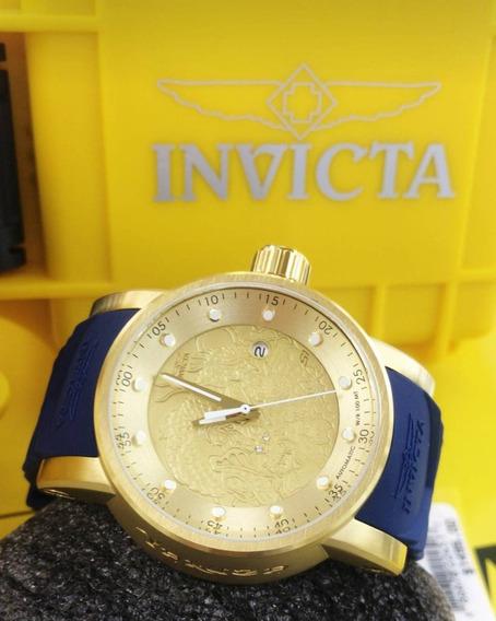 Invicta Yakuza 18k + Brinde