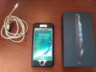 iPhone 5 16gb Liberado Libre Icloud