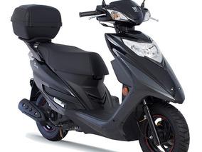 Suzuki Burgman 125 - Suzuki Lindy 125 - Juliana