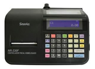 Controlador Fiscal Sam4s Nr330f Nueva Tecnología Realiza Ticket Factura A Y B Impresor Termico 80mm Tiene Bateria