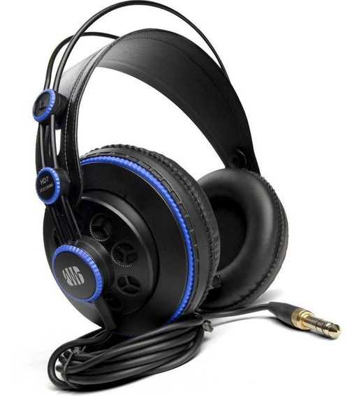 Fone De Ouvido Monitor Estúdio/referência Presonus Hd7-a