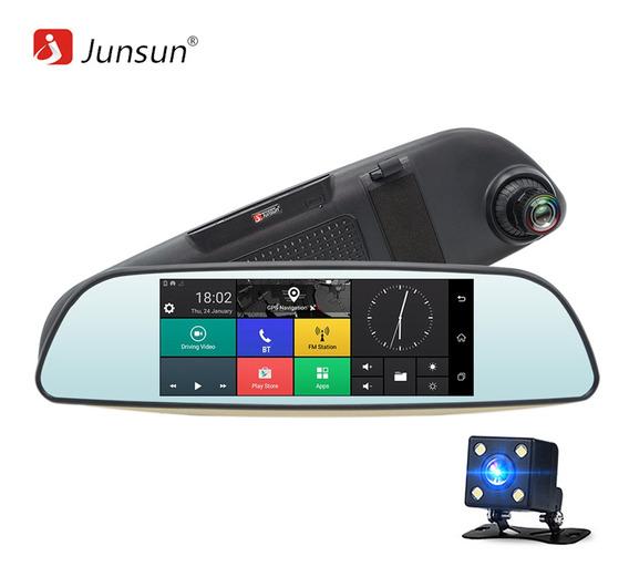 Junsun E515 Multifunción Wifi Car Driving Recorder Portable