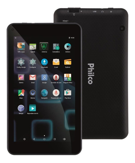 Tablet Philco Ph7ob 8gb Wifi 1gb Ram Android 5.1.1