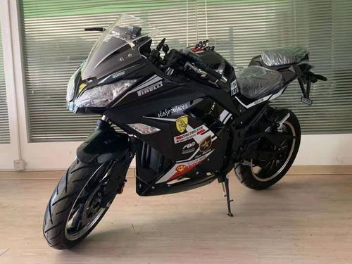 Moto E-bike Lqq Racing Type X01 Eléctrica Batería Recargable