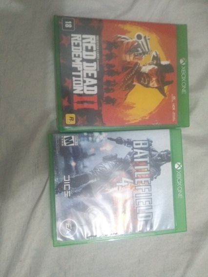 Kit Red Dead Redemption 2 E Battlefield 4